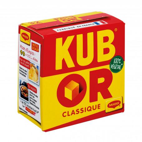 bouillon kub or maggi 128g x16