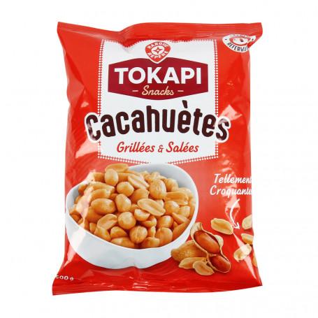 cacahuetes gril sal tokapi 500