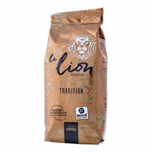 cafe moulu tradition lion 250grs
