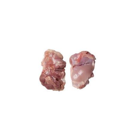 chair cuisse de poulet sans os 1kg