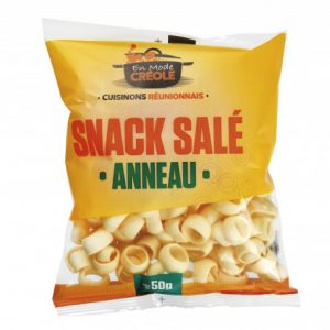 chips anneau en mode creole 50 grs