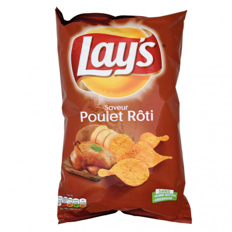 chips lay's poulet 145gr