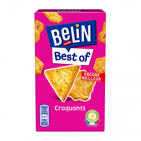 crackers best of belin 50grs