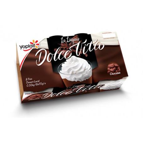 dolcevita liegeois 8x115 choco