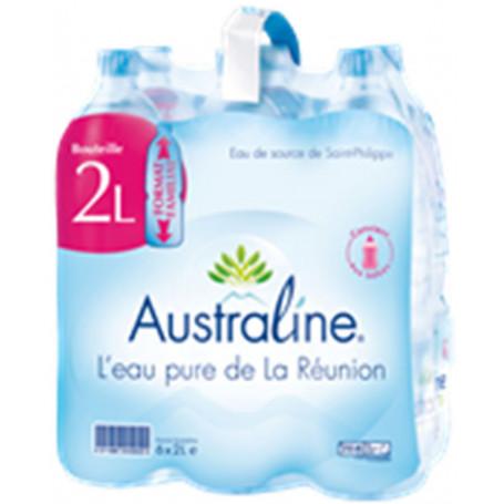 eau australine 6x2l.