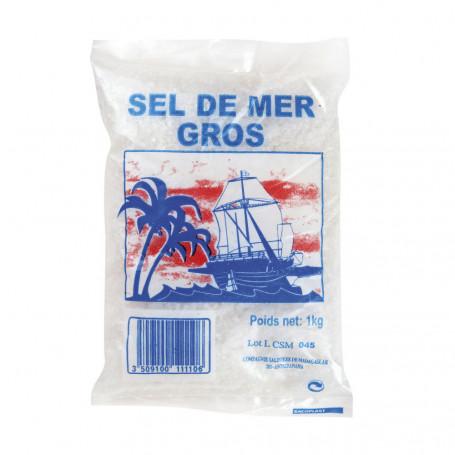 gros sel de mer madagascar 1kg