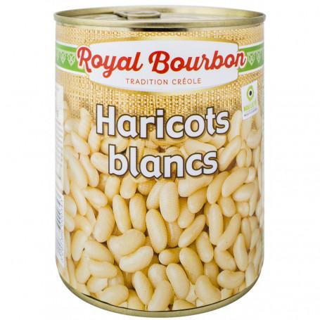 haricots blancs naturels 4/4 royal bourbon 500grs