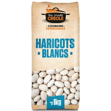 haricots blcs mode creole 1kg
