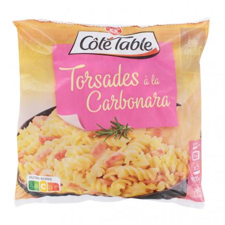 pate carbonara cote table 900g
