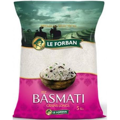 riz basmati pakistan le forban 5kg