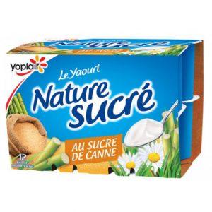 yaourt sucre yoplait x12