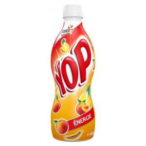 yop energie 450g yoplait