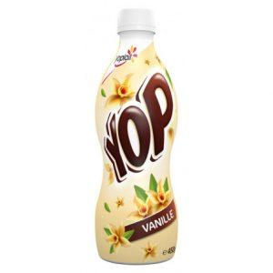 yop vanille 450g yoplait